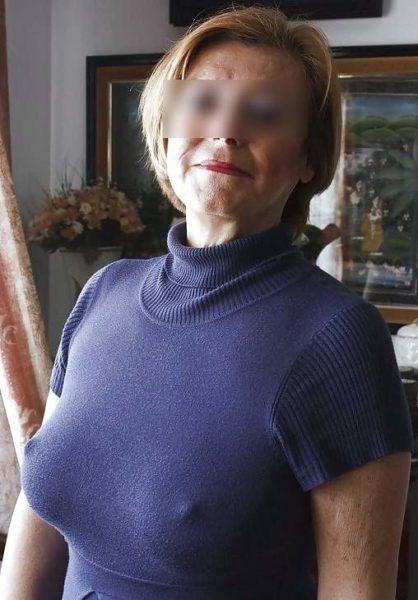 Odile 53 ans pour aventure libertine dans le 08
