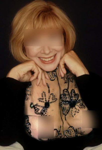 54 ans, mariée, aimerait une rencontre adultète avec un jh