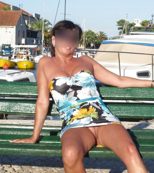 Murielle, 42 ans, prête pour un bon aprem avec un jh  pas timide