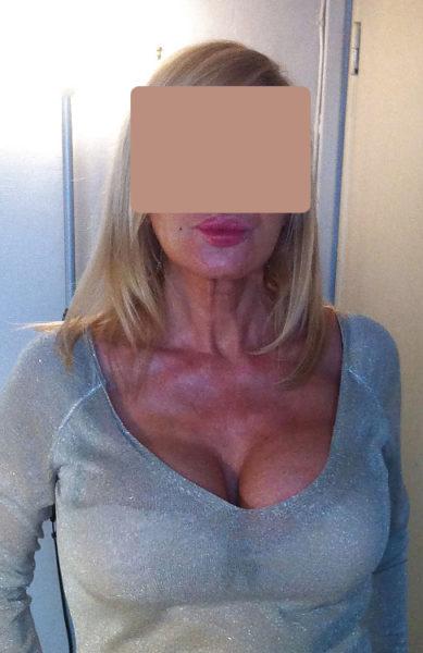 Jolie salope mature sur Marseille pour homme chaud et viril