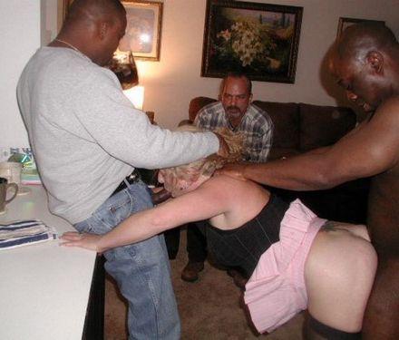 Offre ma femme à groupes d'hommes blacks bienvenus