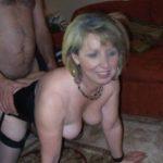 Belle blonde mature pour un plan sodomie en Savoie
